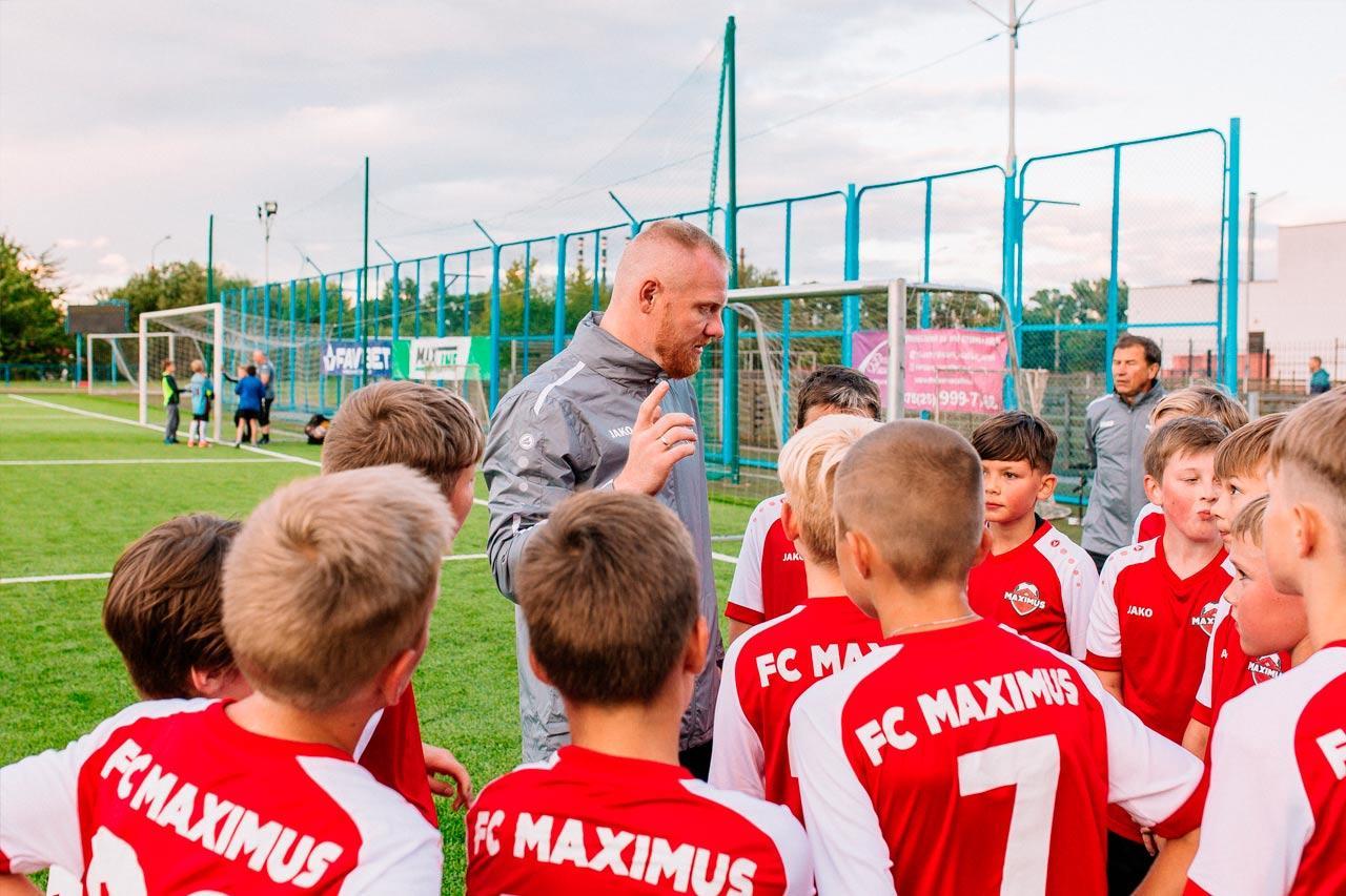 футбольная школа для детей