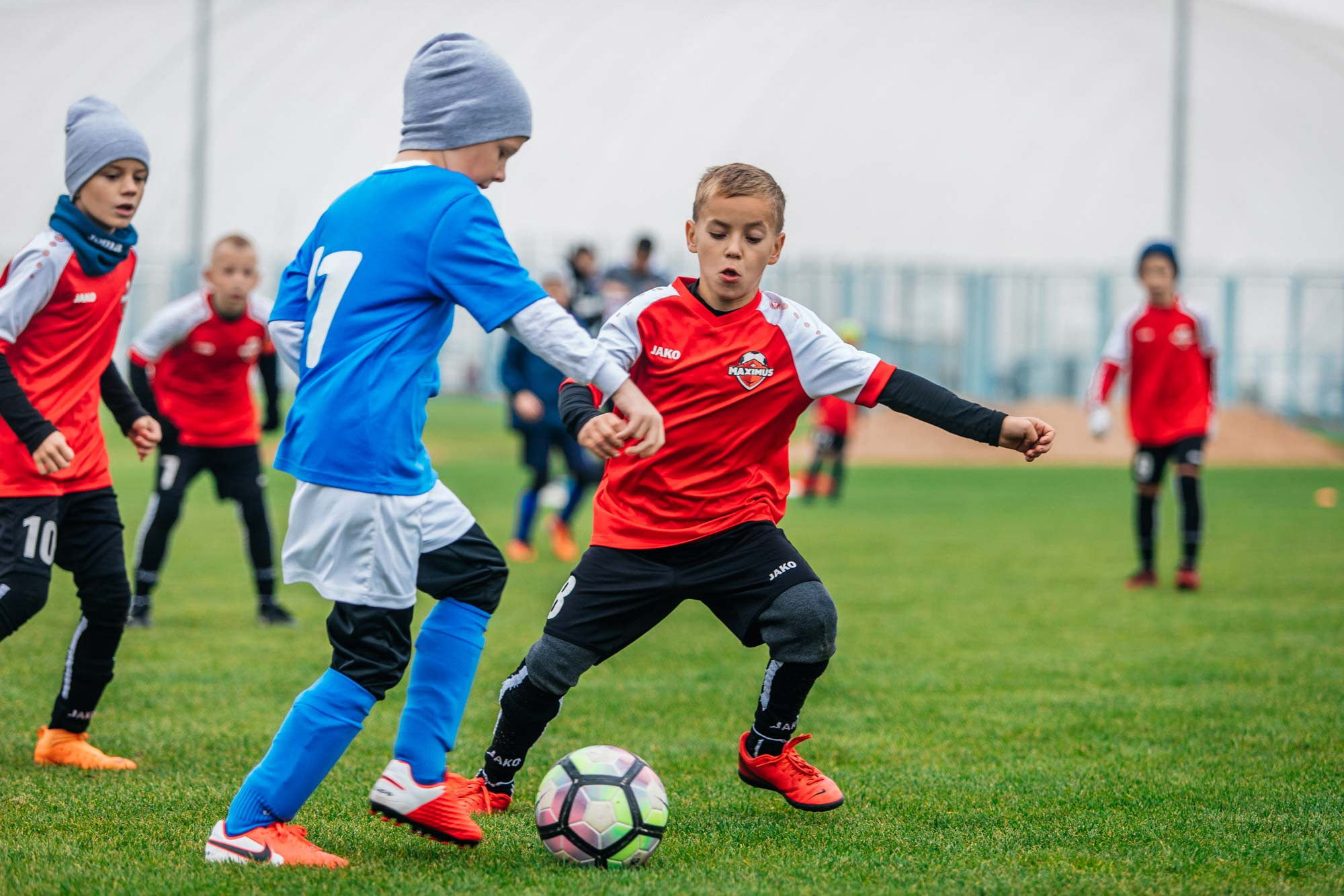 футбол для детей в минске